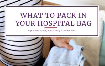 What to pack in your hospital bag for labour
